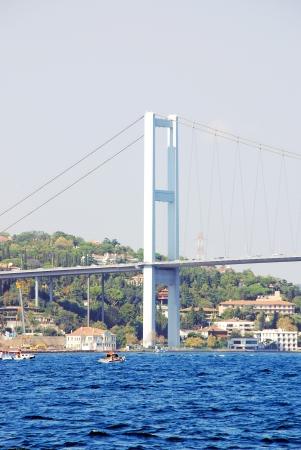 Bosphorus Bridge Stock Photo - 15744655