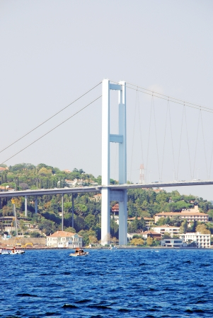 Bosphorus Bridge Stock Photo - 15744655