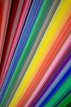 Samples cmyk for colour definition. Stock Photo - 6908227