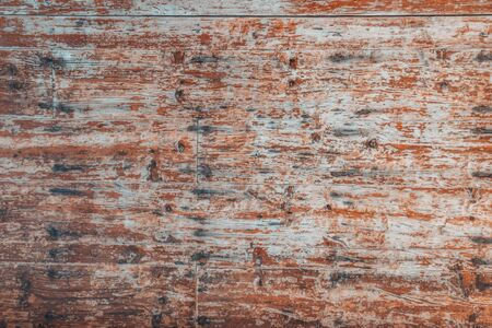 Old brown wood texture background. Vintage wooden fence
