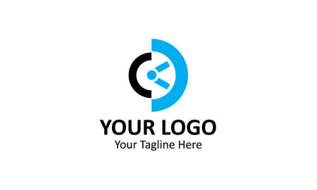 CAD Logo Illusztráció