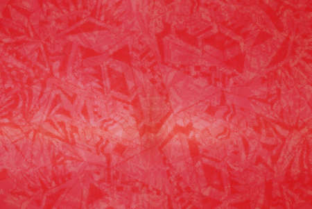 traditional pattern: A pattern on the red background .