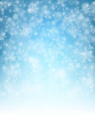 winter background: Christmas Background - Illustration. Vector illustration of Christmas Background. Illustration
