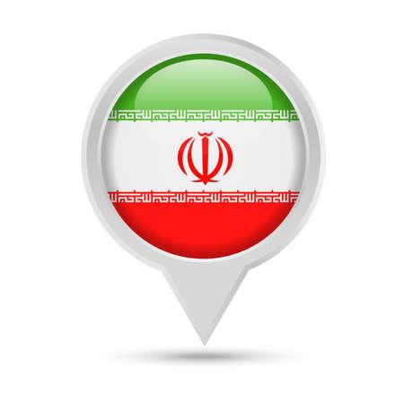 Iran Flag Button Stock Photos Royalty Free Iran Flag Button Images