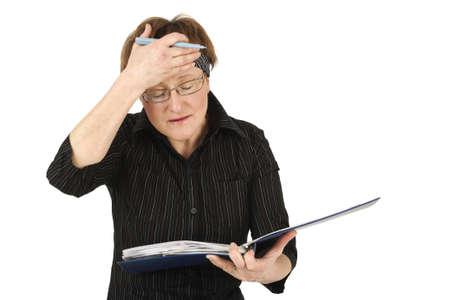 mention: Elderly lawyer has an idea