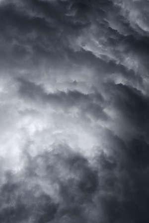 Dark stormy clouds Stock Photo - 5538267