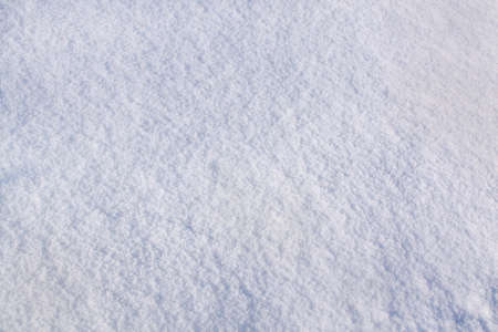 Close-up of snow with crystals Stock Photo - 8486635