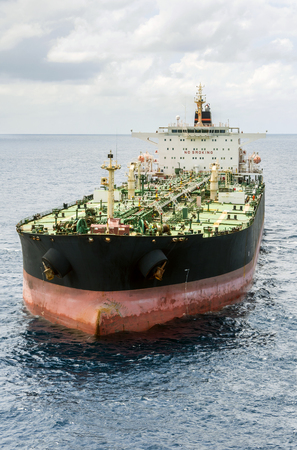 Tanker Schiff
