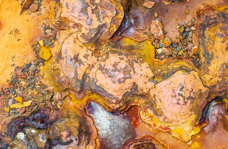 rust metal: old metal iron rust background and texture