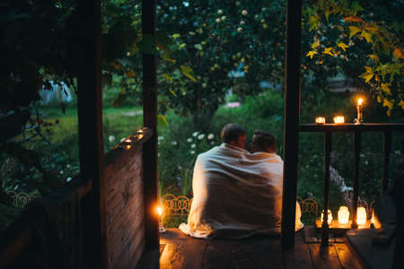romantic evening love story