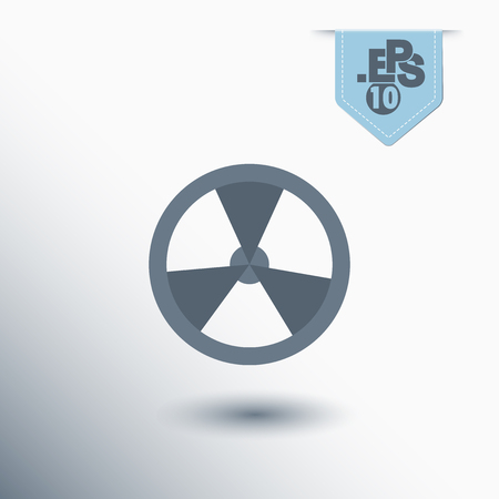 health threat: Radioactive health threat
