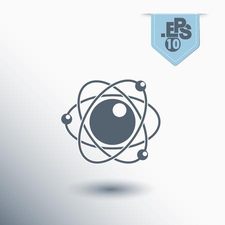 particle: atomic particle