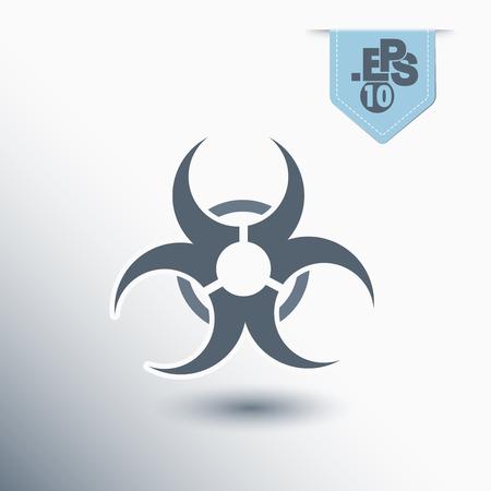 menaces pour la santé chimique Vecteurs