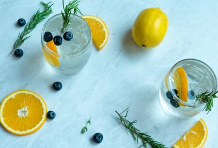 Lemon Soda Cocktail