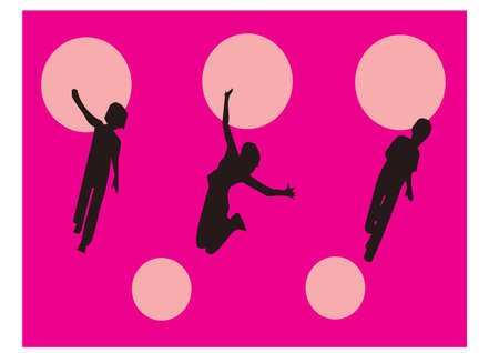 FUNNY silhouette