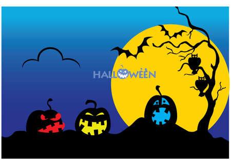 gansta: happy scary silhouette