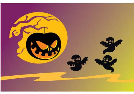 siluet: in the scream silhouette