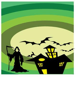 gansta: scream silhouette