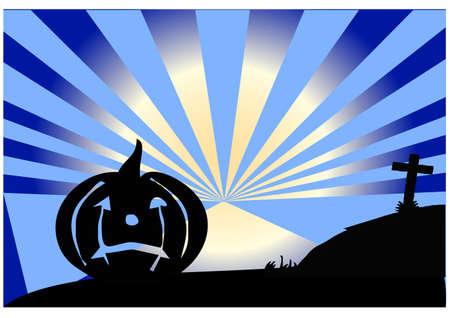 gansta: scary silhouette