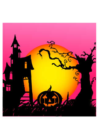 gansta: the devil silhouette