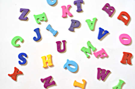 Alphabet couleur ABC