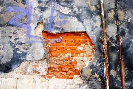 muro rotto: rotto muro
