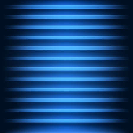 sunblind: Blue abstract backdrop with 3d effect
