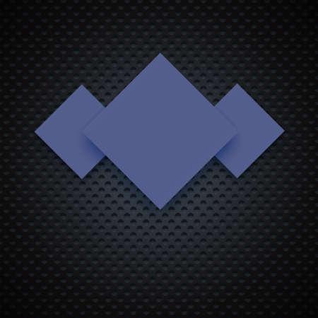 Tiled geometrical illustration for your business presentation