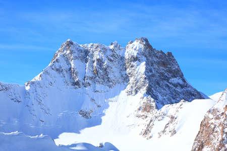 mount Bashkara. look like a huge tower 写真素材
