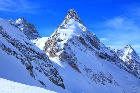 Mount Dzhantugan. look like a huge pyramid