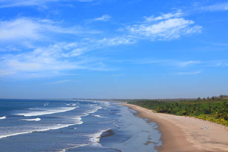 Montelimar is a beach located on the Pacific coast of Nicaragua