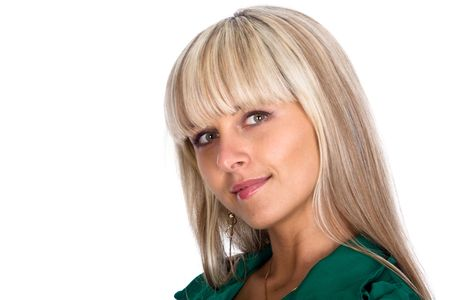 allocated: Picture of the young, beautiful blonde