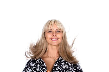 Bild von der jungen, wundersch�nen blonden