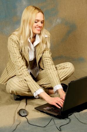 harmonous: Young, beautiful, harmonous, blonde sexual
