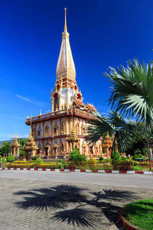 chalong: Wat Chalong is the most important temple of Phuket