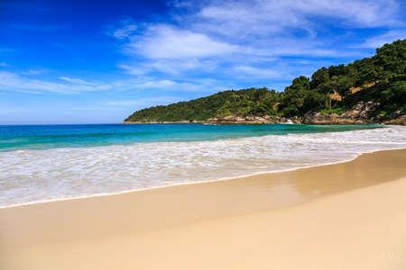 Gorgeous Freedom Beach at morning, Phuket, Thailand