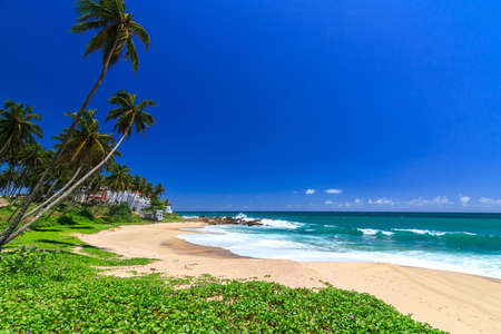 Gorgeous Beach at morning, Tangalle, Sri Lanka