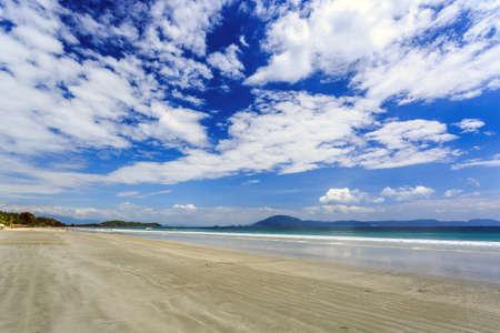 let: Doc Let beach At Morning Nha Trang central Vietnam