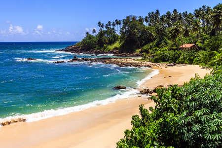 Gorgeous Beach at morning, Tangalle, Sri Lanka