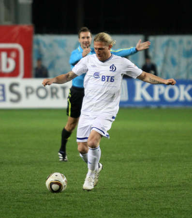 voronin: The championship of Russia on football Editorial