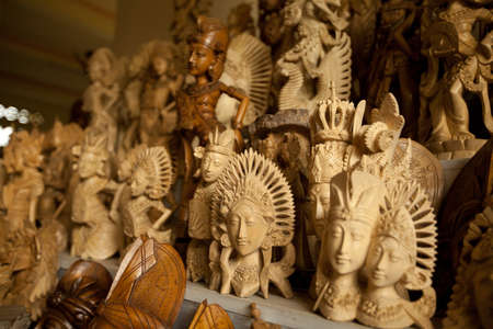 Wood carver workshop