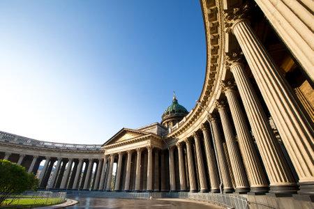 st  petersburg: Kazan Cathedral, St  Petersburg, Russia
