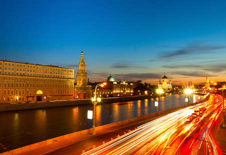 Embankment of the Moskva River near the Kremlin  Located between the Lenivka street and Vasilevsky descent  Red Square