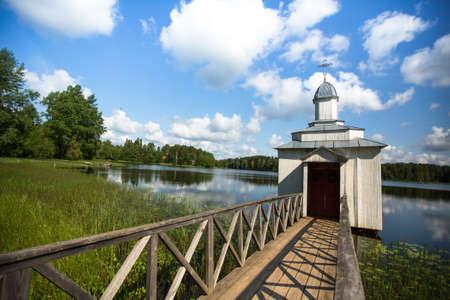 intercession: Intercession monastery of Tervenichi (orthodox), Russia