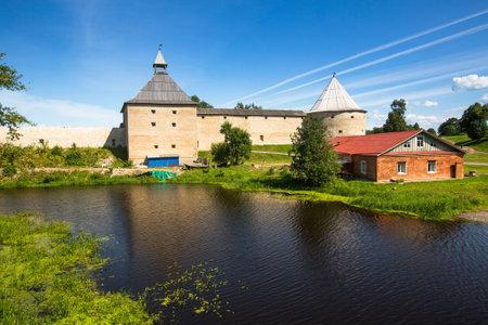 leningradskaya: Staraya Ladoga (Old Ladoga) - ancient fortress in Russia