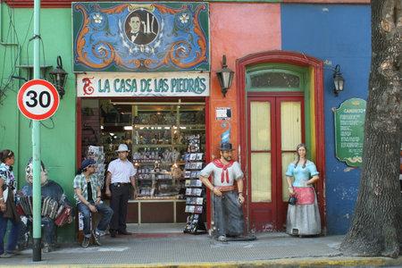 2010 年 11 月 30 日ブエノスアイレスでブエノスアイレスでブエノスアイレス - 11 月 30 日: ストリート シーン。ブエノス ・ アイレスで来るすべての年