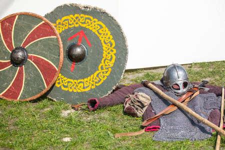 medieval weapons: Medieval weapons.