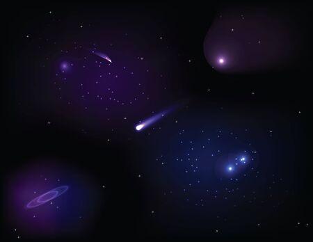 astroimage: Dark space view