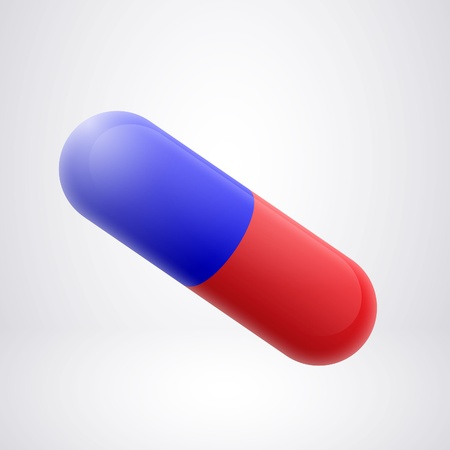 pill illustration Vector