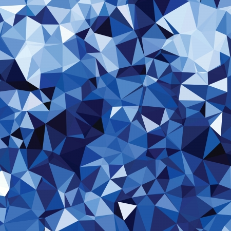 adamant: Blue Abstract background